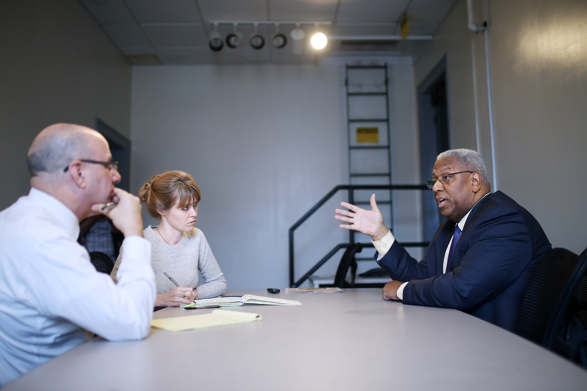 Life is complex. For me, it's important to dig behind the soundbites into the big issues (as in this one on congressional priorities with @RepMcEachin for @ProgressIndex; full story at  http://bit.ly/2B9l1DY ) [ photo by Scott Yates ] ...