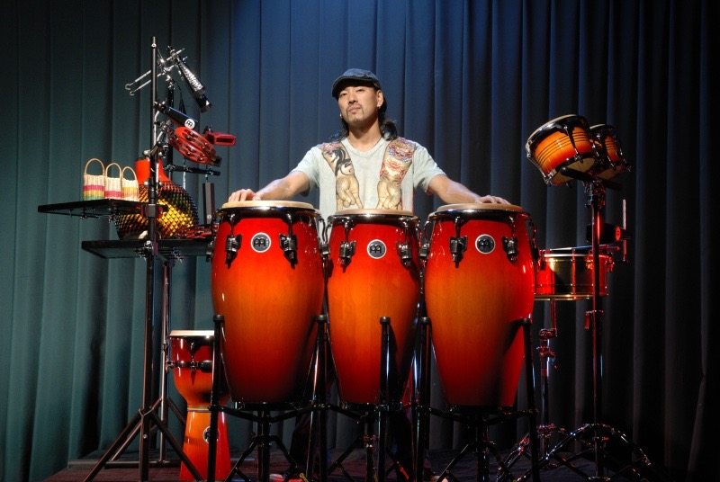 Meinl Percussion promotional shot