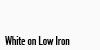 OC300 STD White on Low Iron