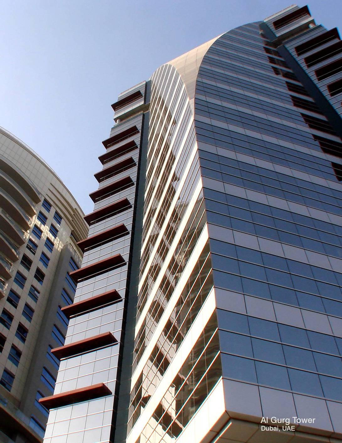 Al Gurg Tower, Dubai - OPACI-COAT-300