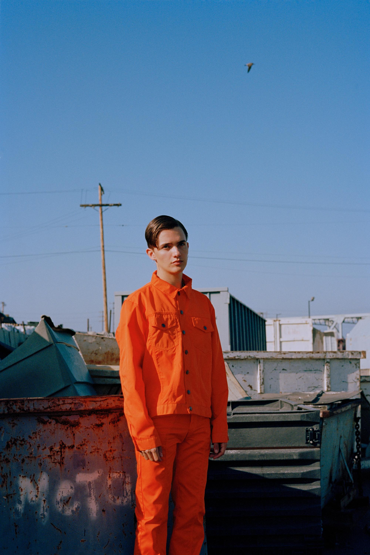 Noah Urrea x Models.com