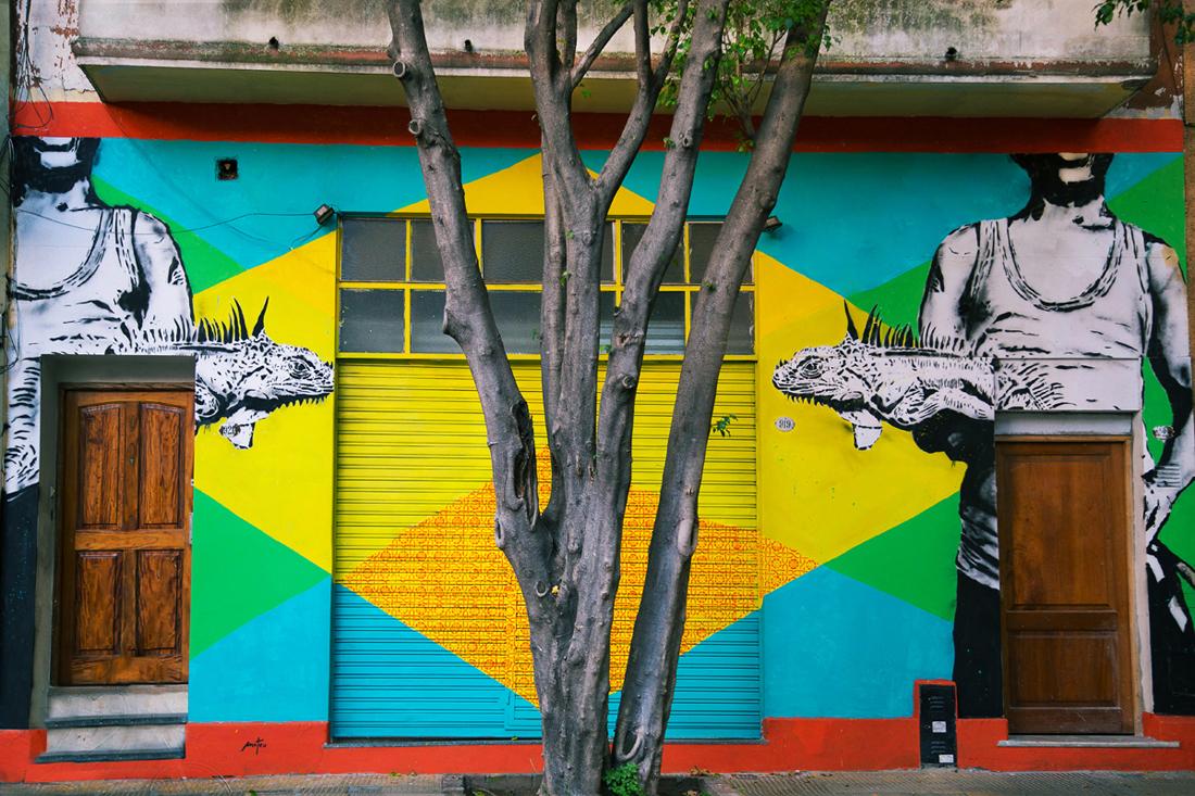 ARAWAK TAINOS  Padilla 921 - Buenos Aires (ARG)