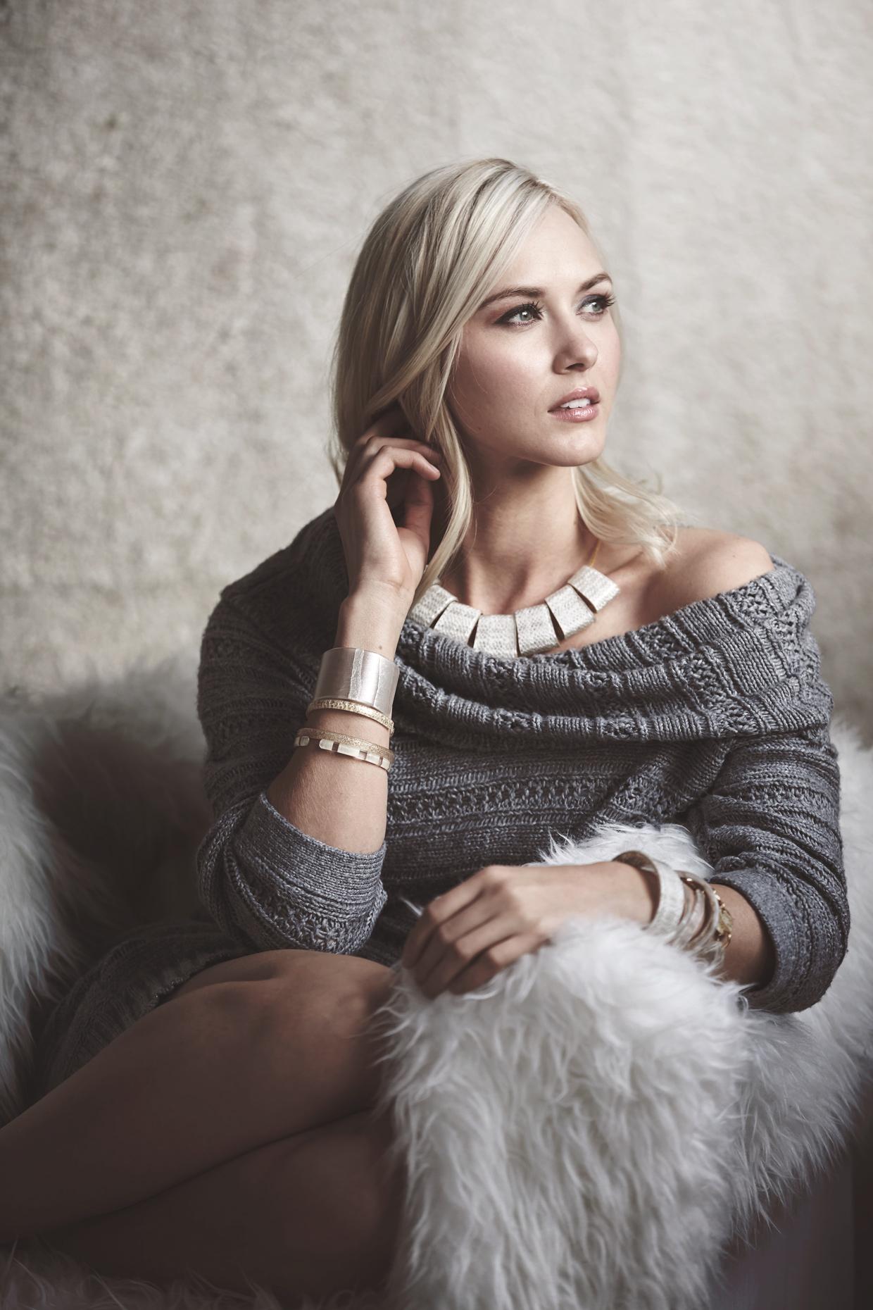 Lifestyle photography Derek Israelsen Winter Fur