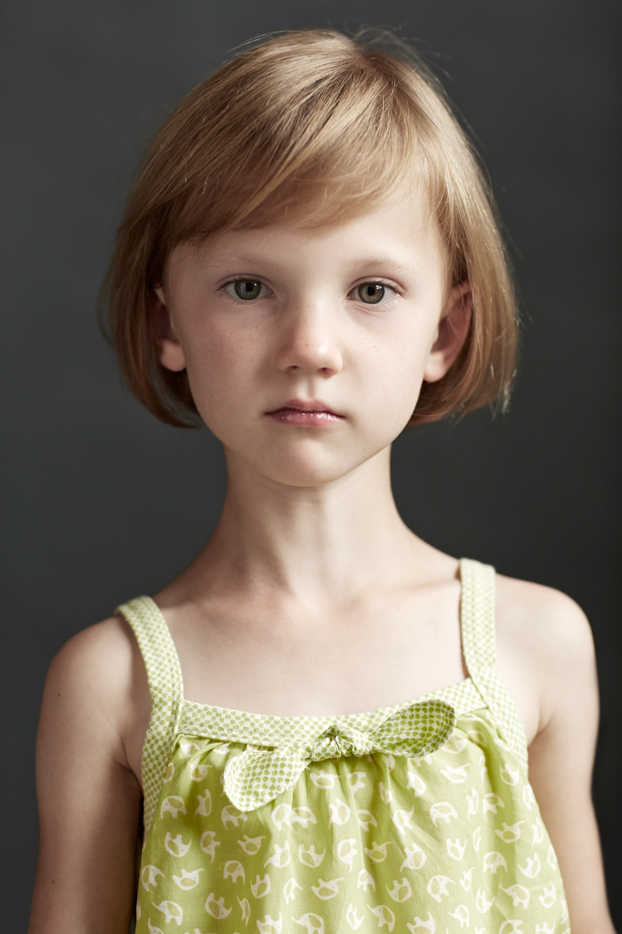Portrait Photography Derek Israelsen Kid Headshot