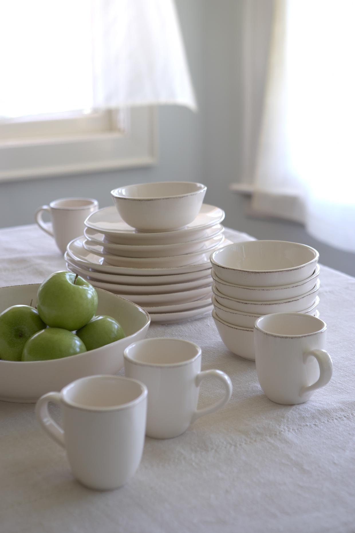 Product Photography StillLife Derek Israelsen Apples Dinnerware