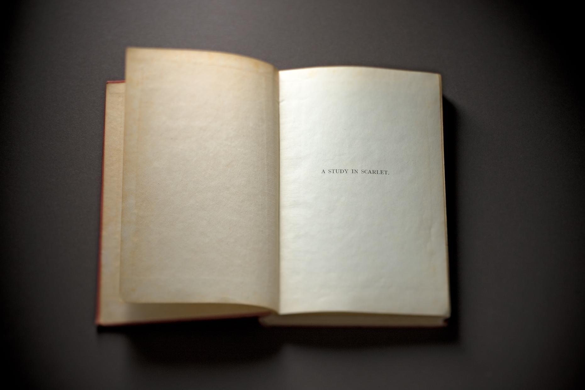 Product Photography StillLife Derek Israelsen Inside a Book