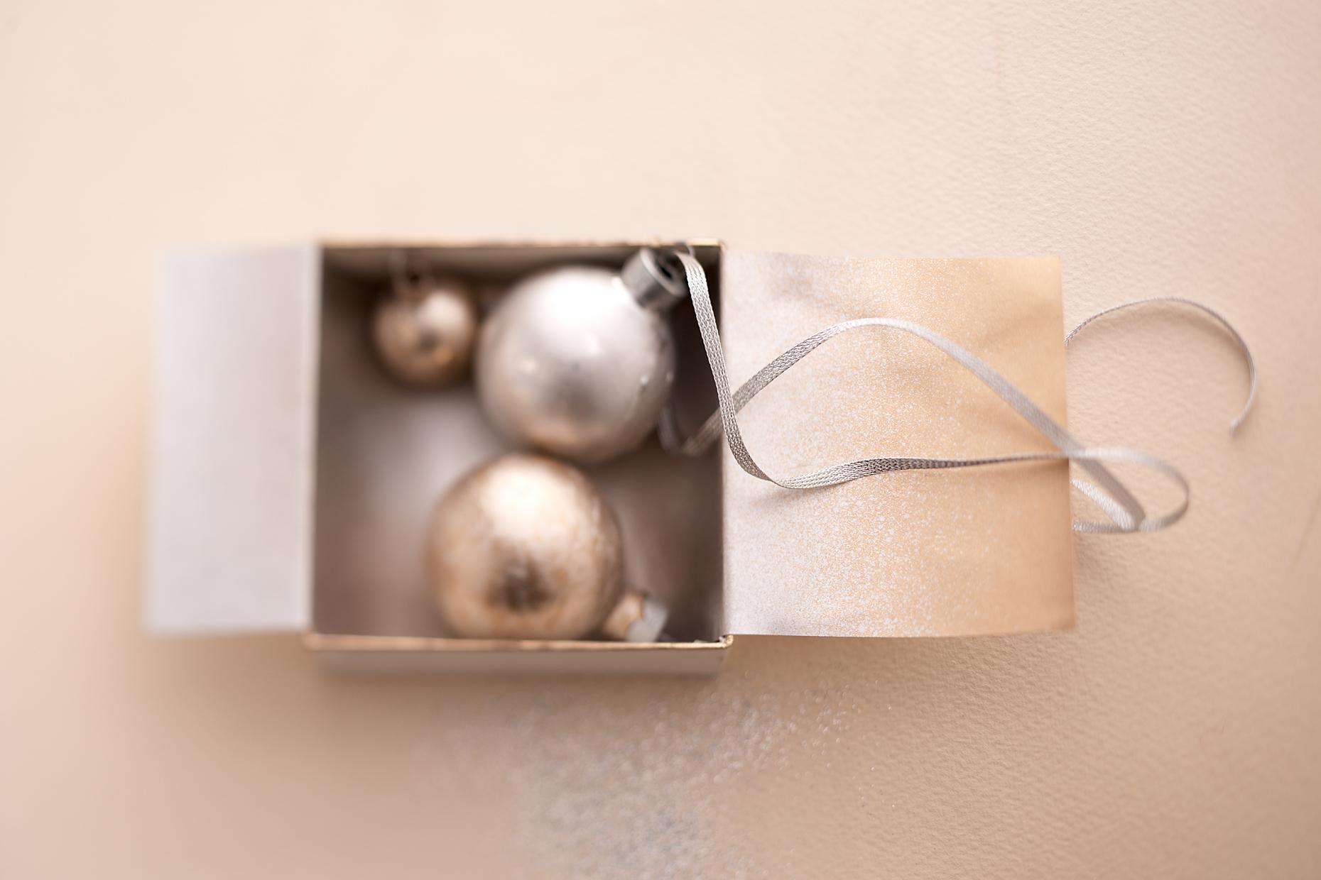 Product Photography Still Life Derek Israelsen Metallic Ornaments