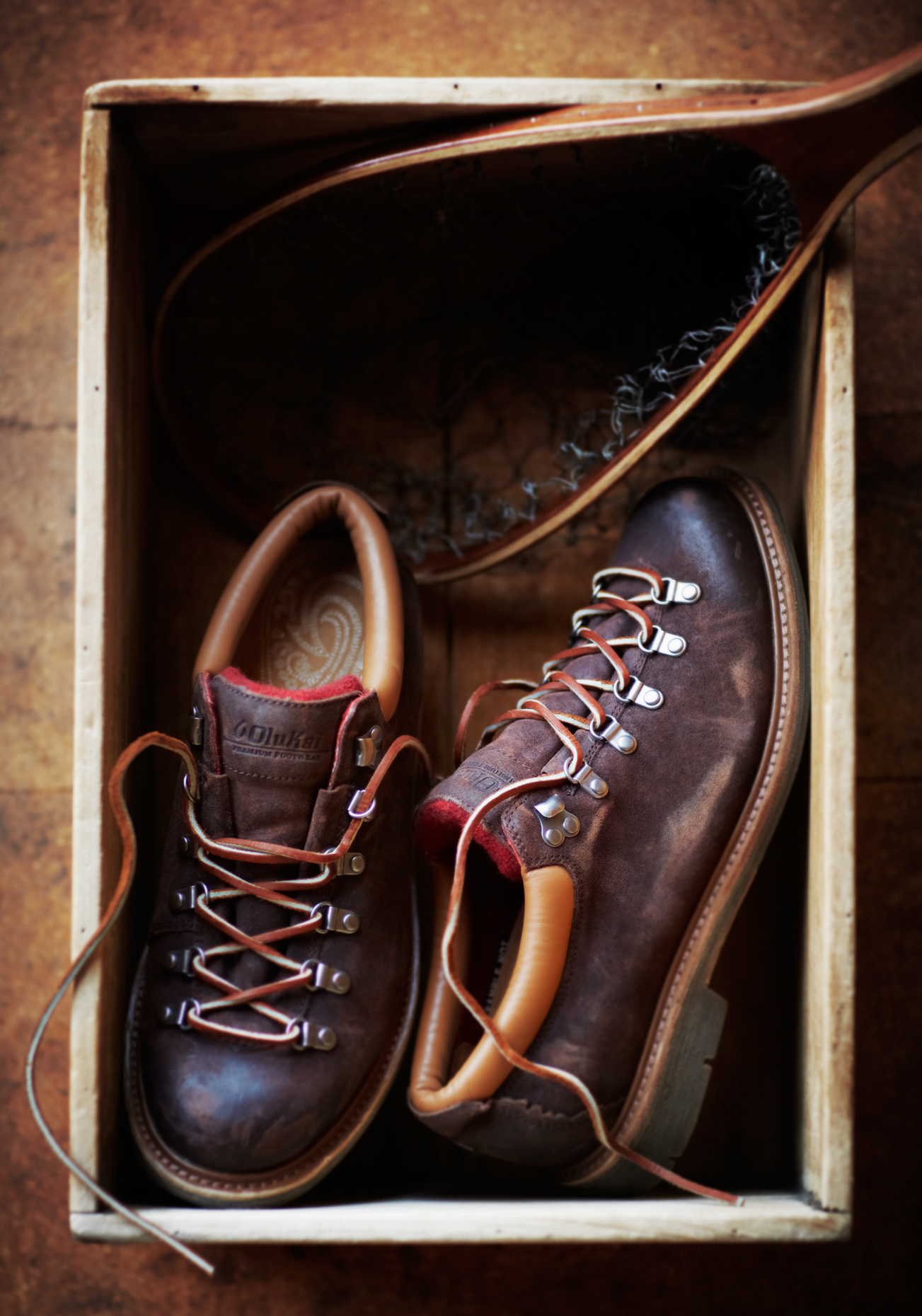 Product Photography StillLife Derek Israelsen shoe-diptych