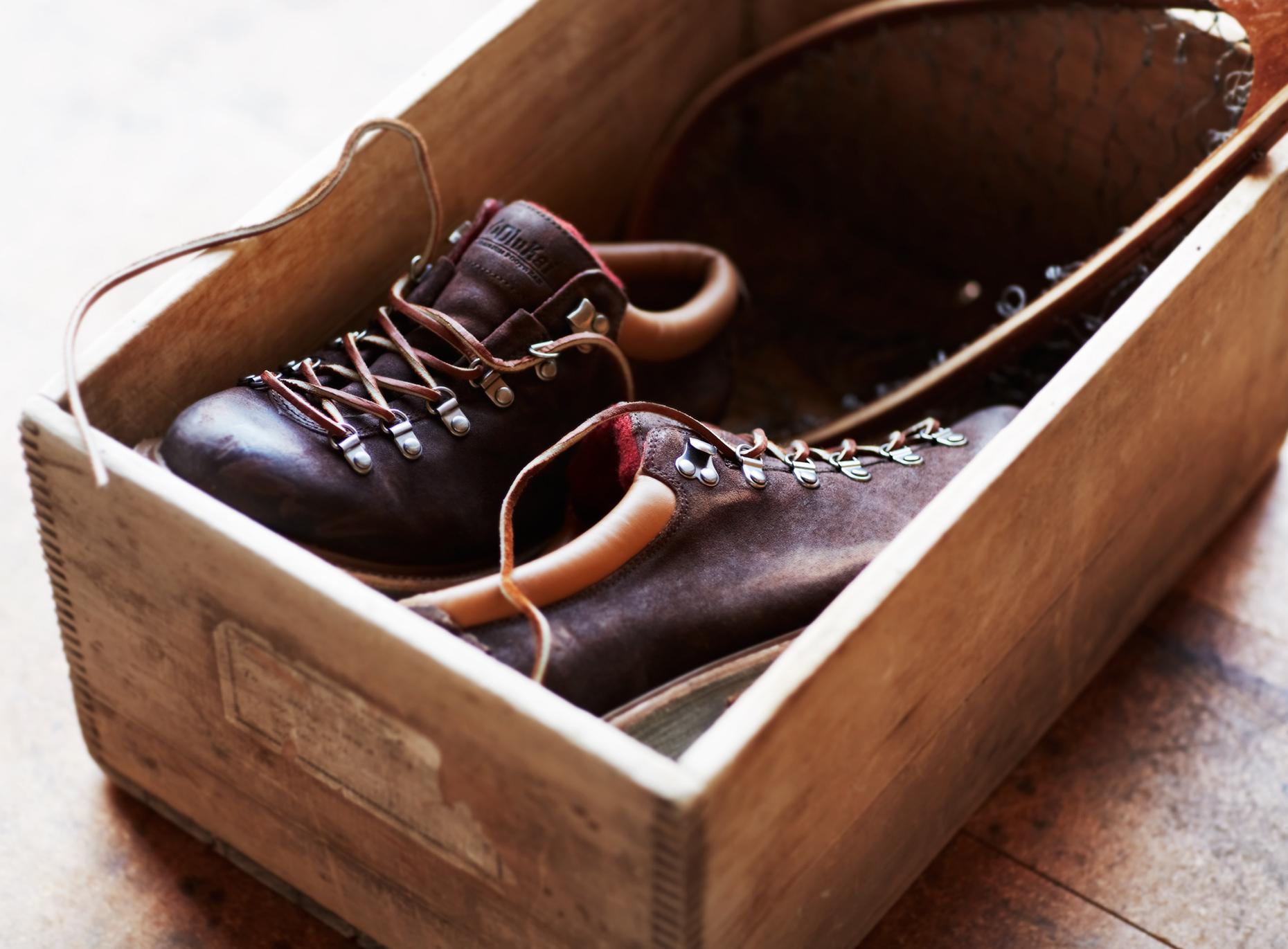 Product Photography StillLife Derek Israelsen 042 Shoe diptych box