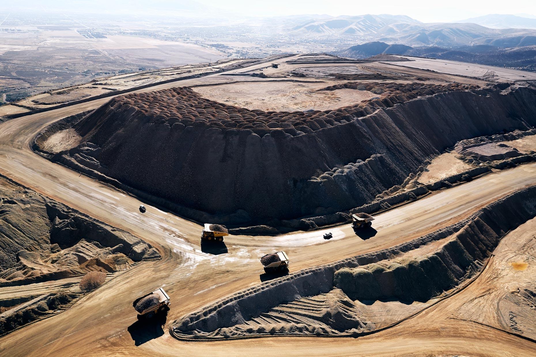 Travel Photography Derek Israelsen 017 Mining Trucks