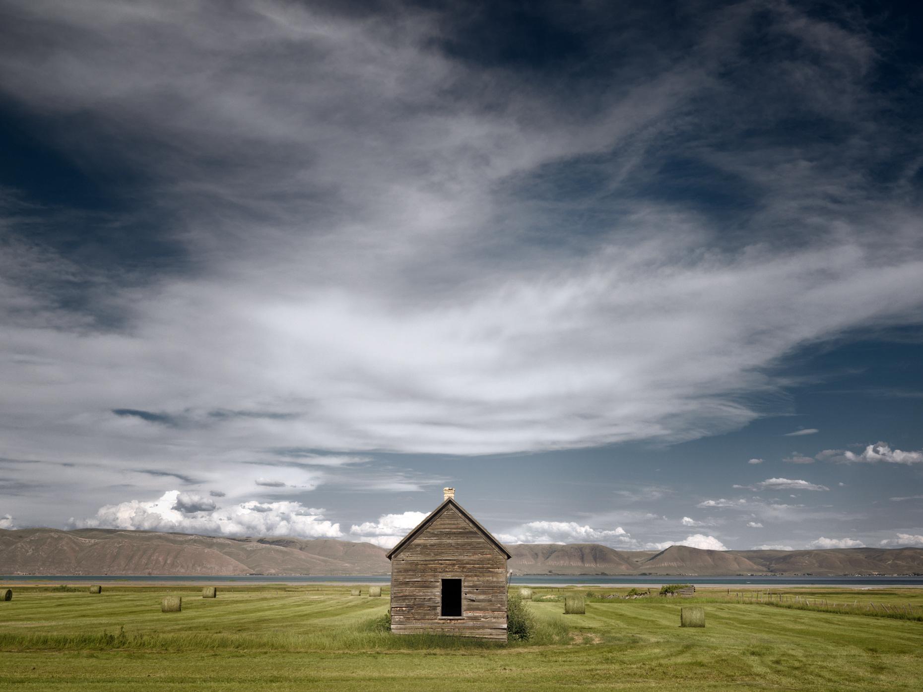Travel Photography Derek Israelsen 041 Utah Lanscape House