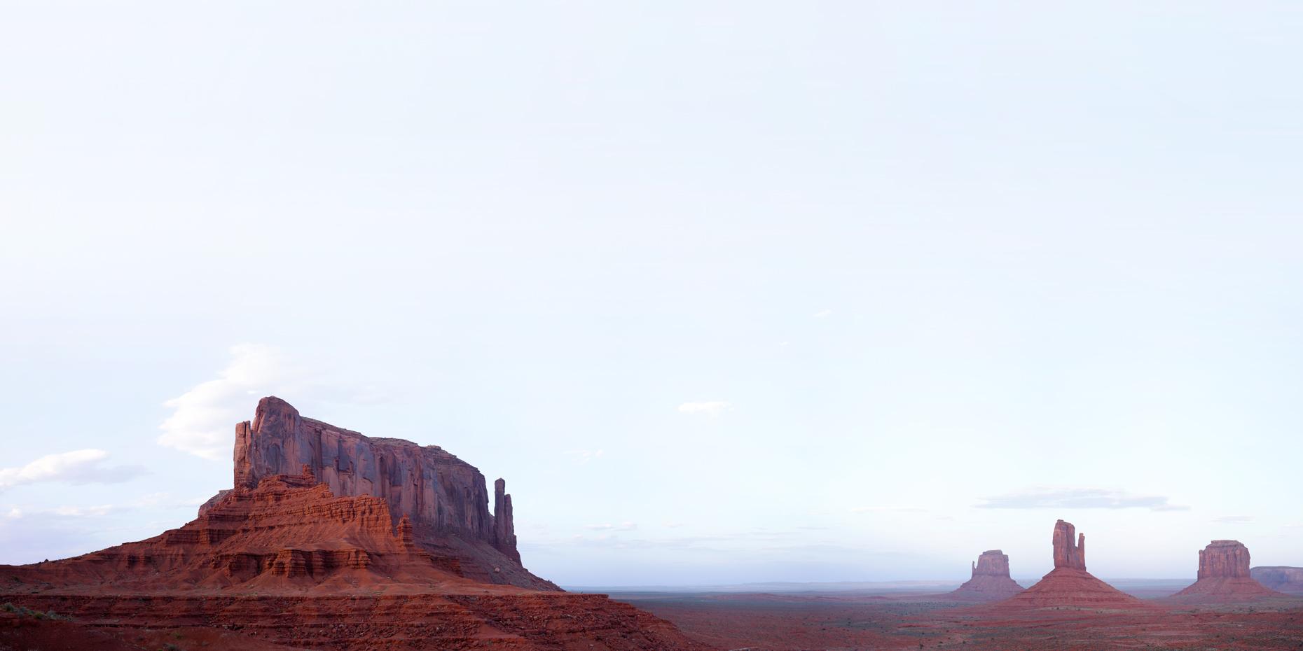 Travel Photography Derek Israelsen 050 Road Trip Monument Pano