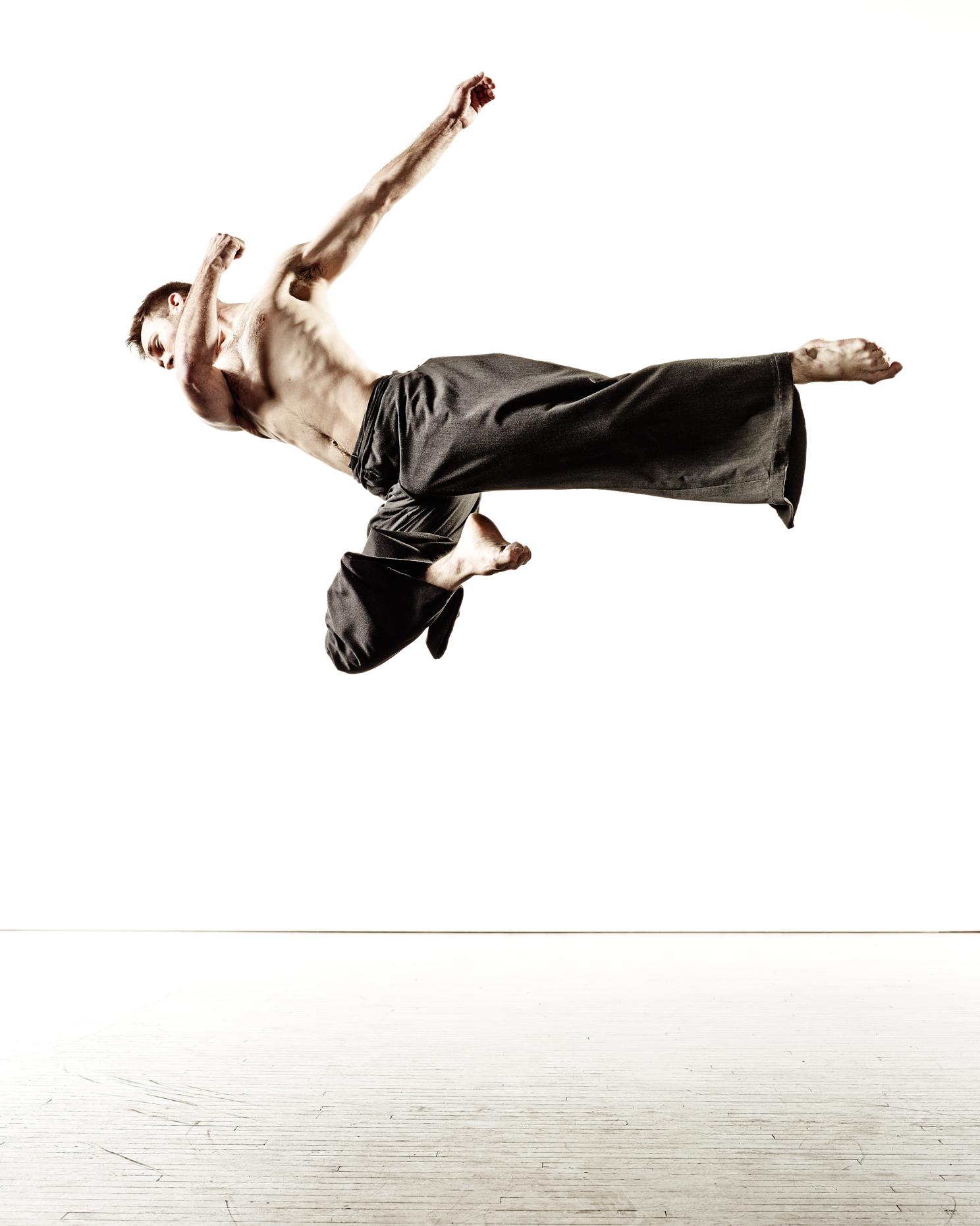 Ririe-Woodbury Derek Israelsen 005 Male Dancer