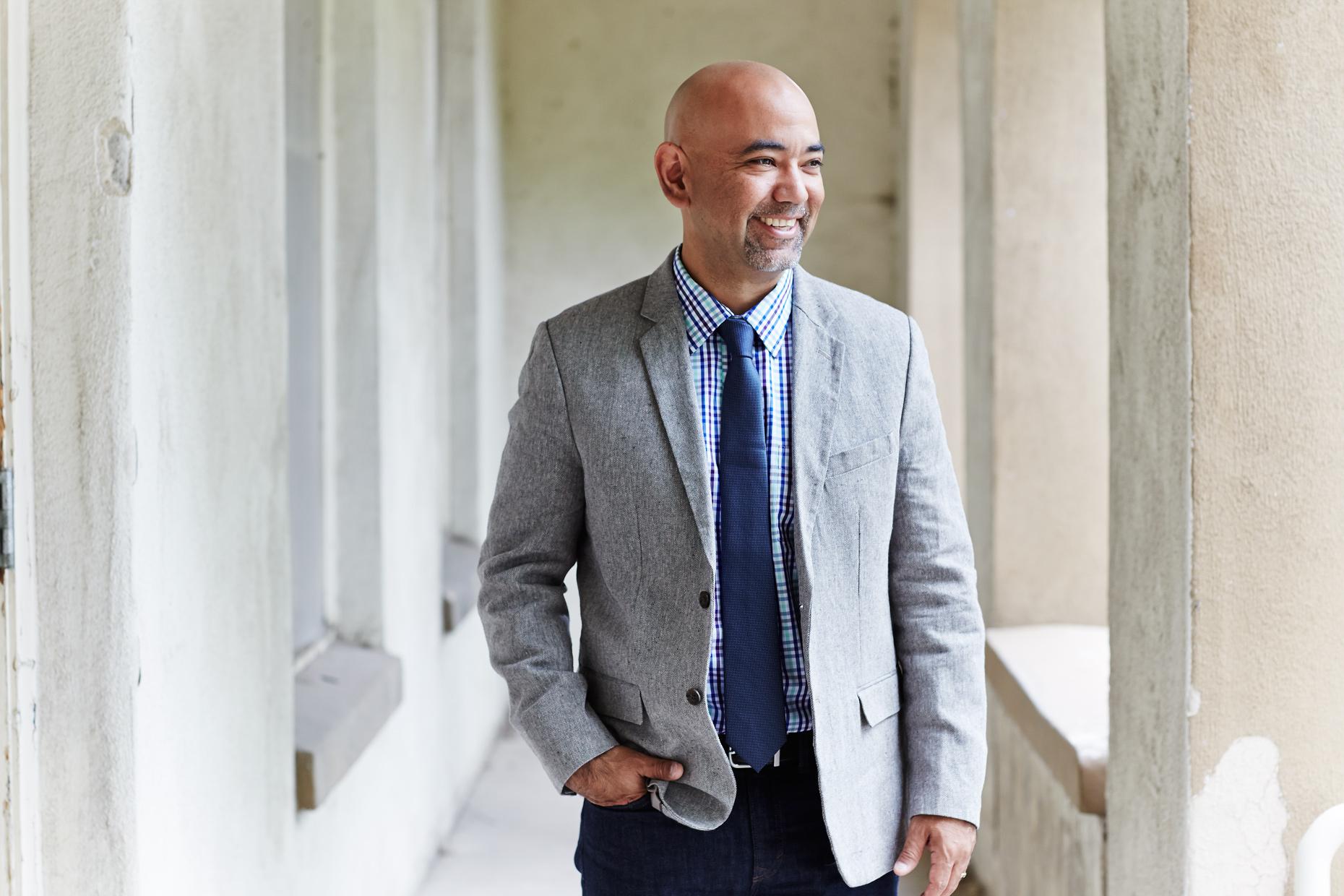 Portrait Photography Derek Israelsen Business Man Enrique