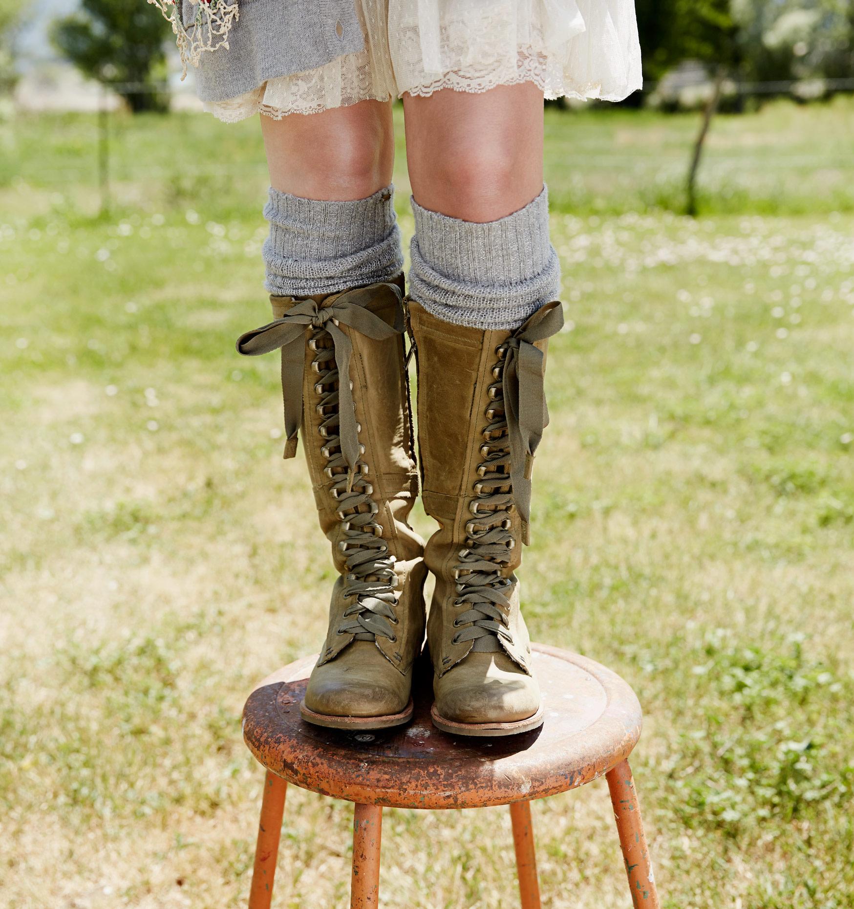 Lifestyle photography Derek Israelsen Boots