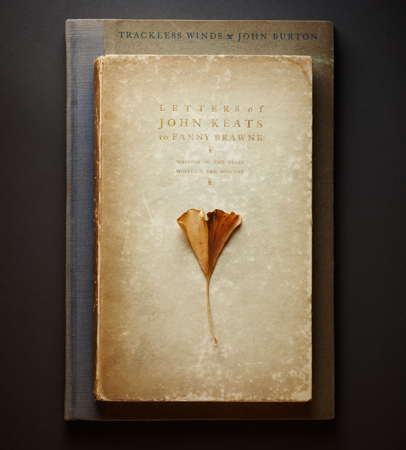 Product Photography StillLife Derek Israelsen Leaf Vintage book