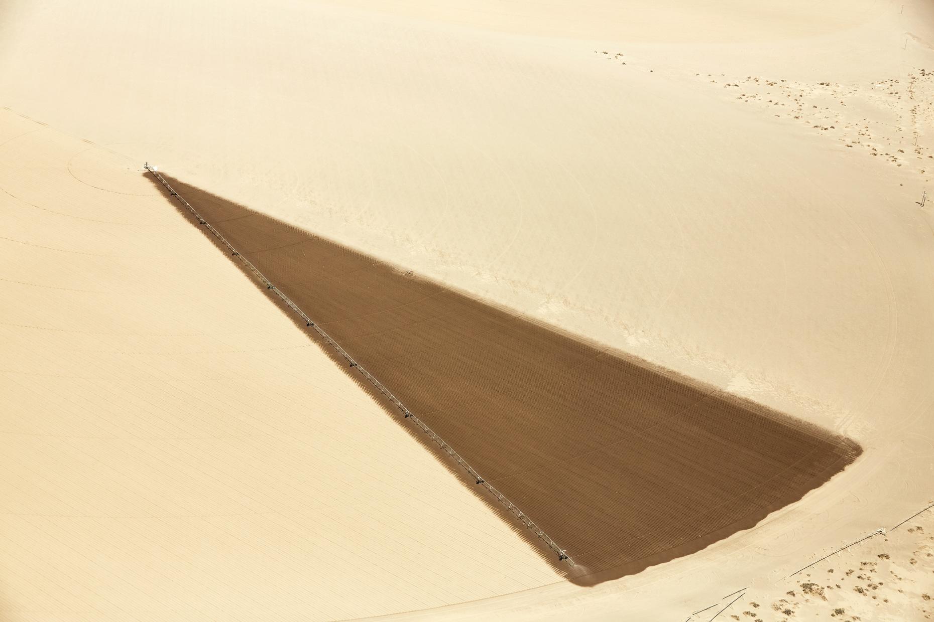 Aerial Photography Derek Israelsen Slice of Pie