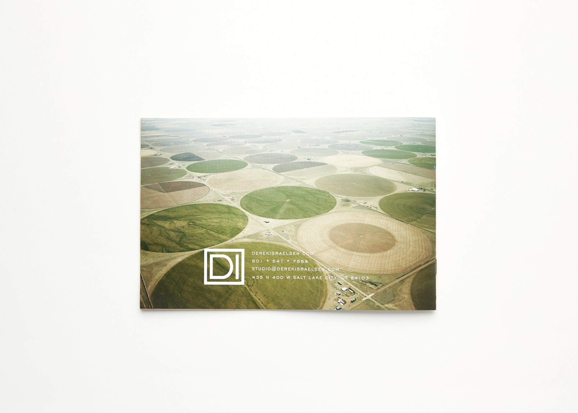 Aerial Photography Promo Fall 2016 Back Cover