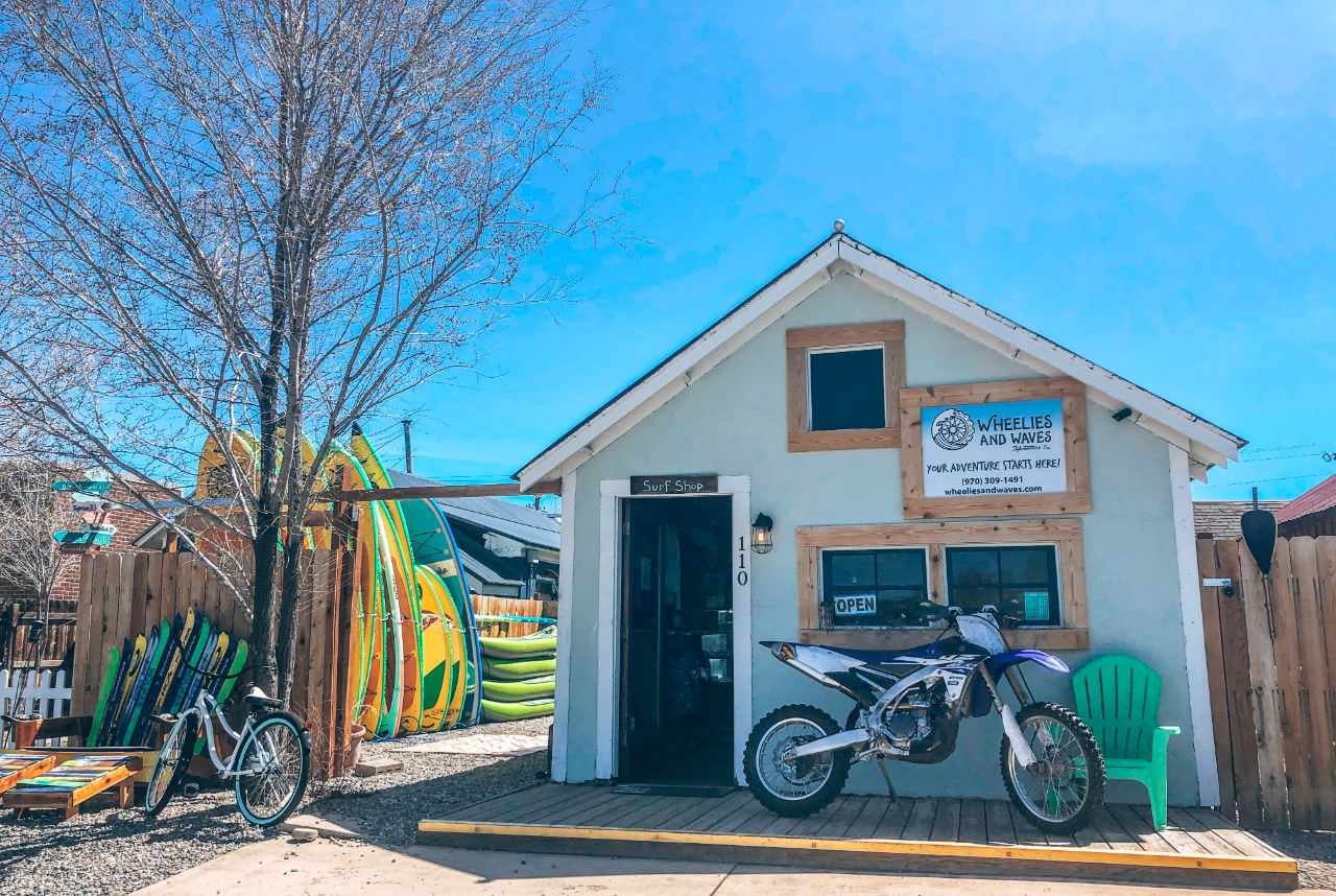 Stop by our Gunnison location to have the best weekend in Gunnison!