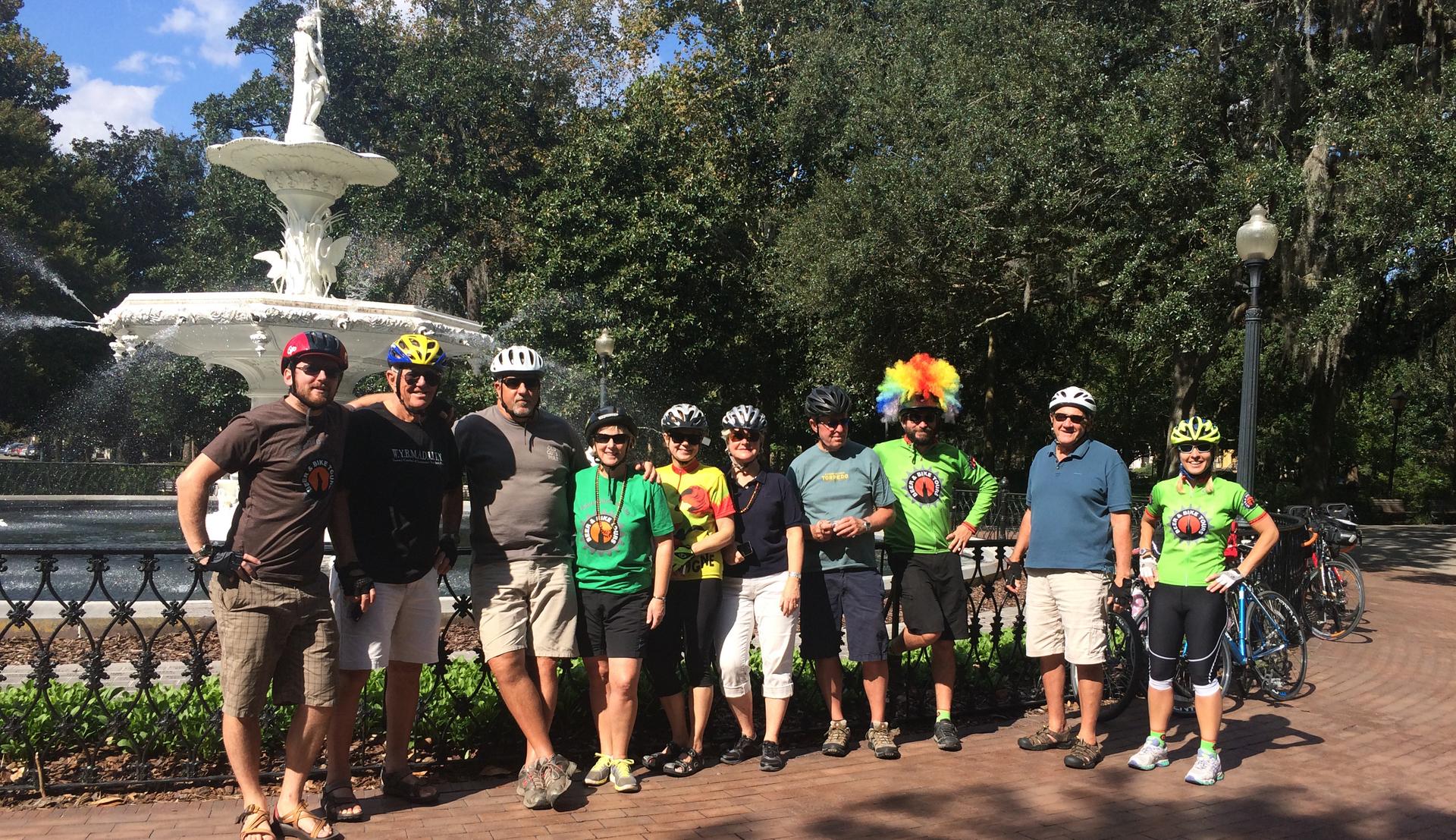 Beer Bike Tours Charleston S C To Savannah Ga