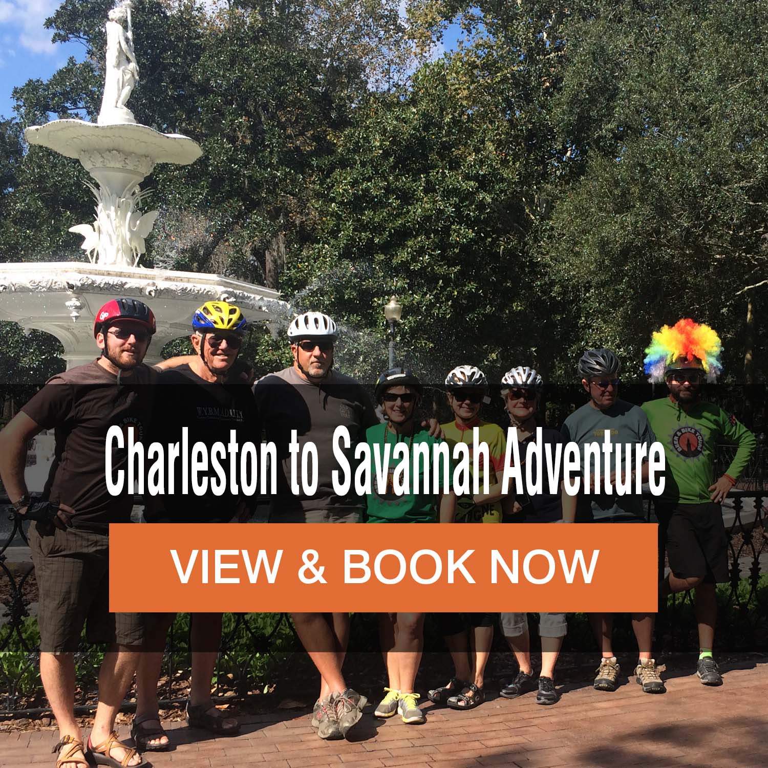 Charleston to Savannah