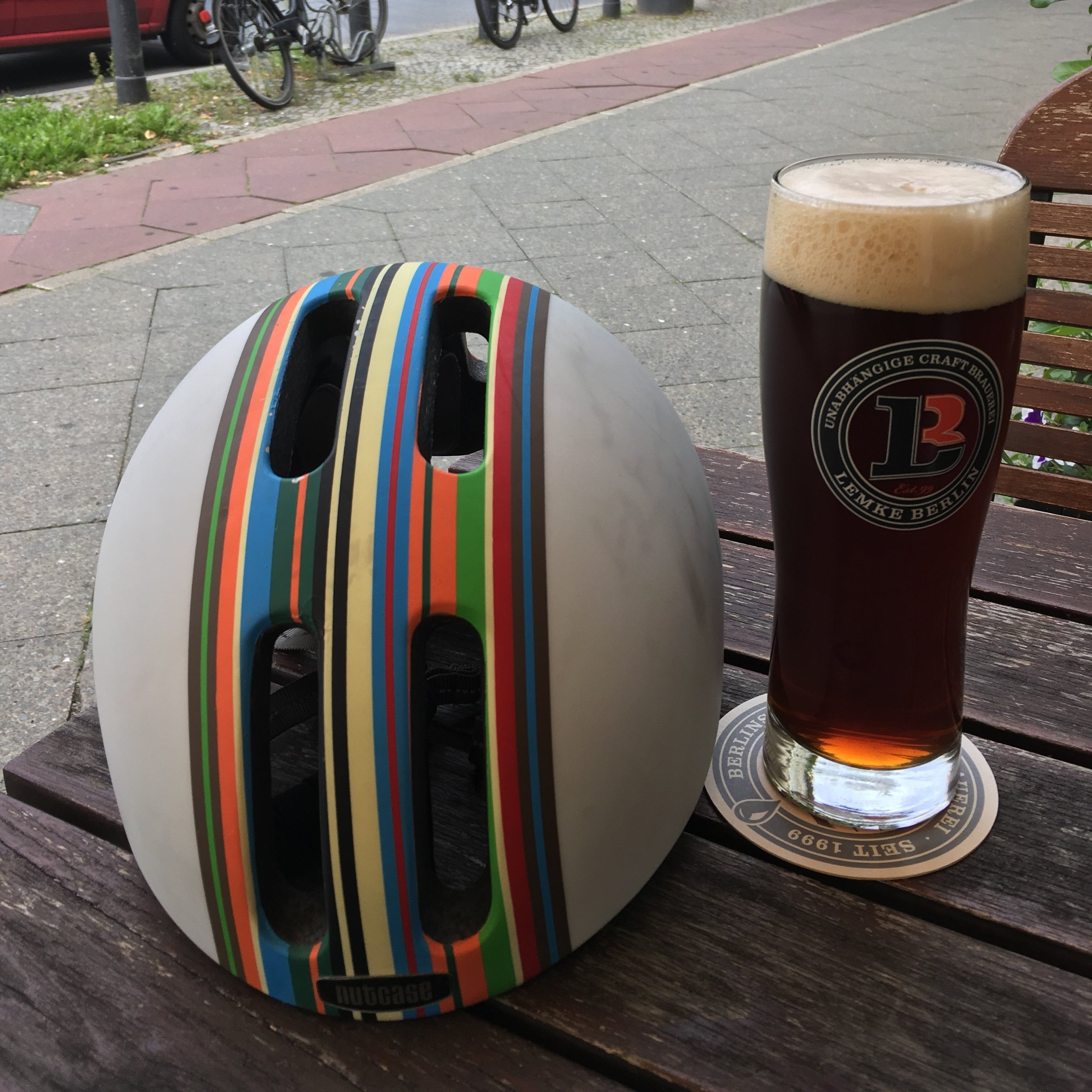 Brauhaus lemke beer and bike.jpeg