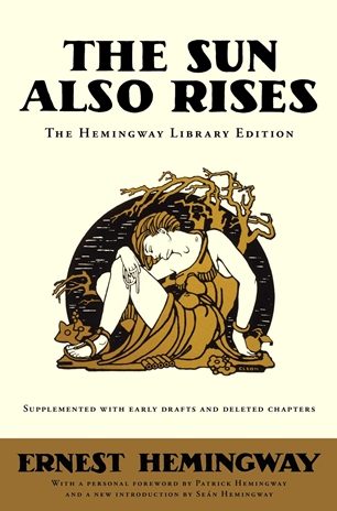 The Sun Also Rises first edition cover.jpg