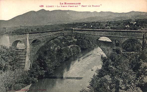 Pont du Diable, Céret.