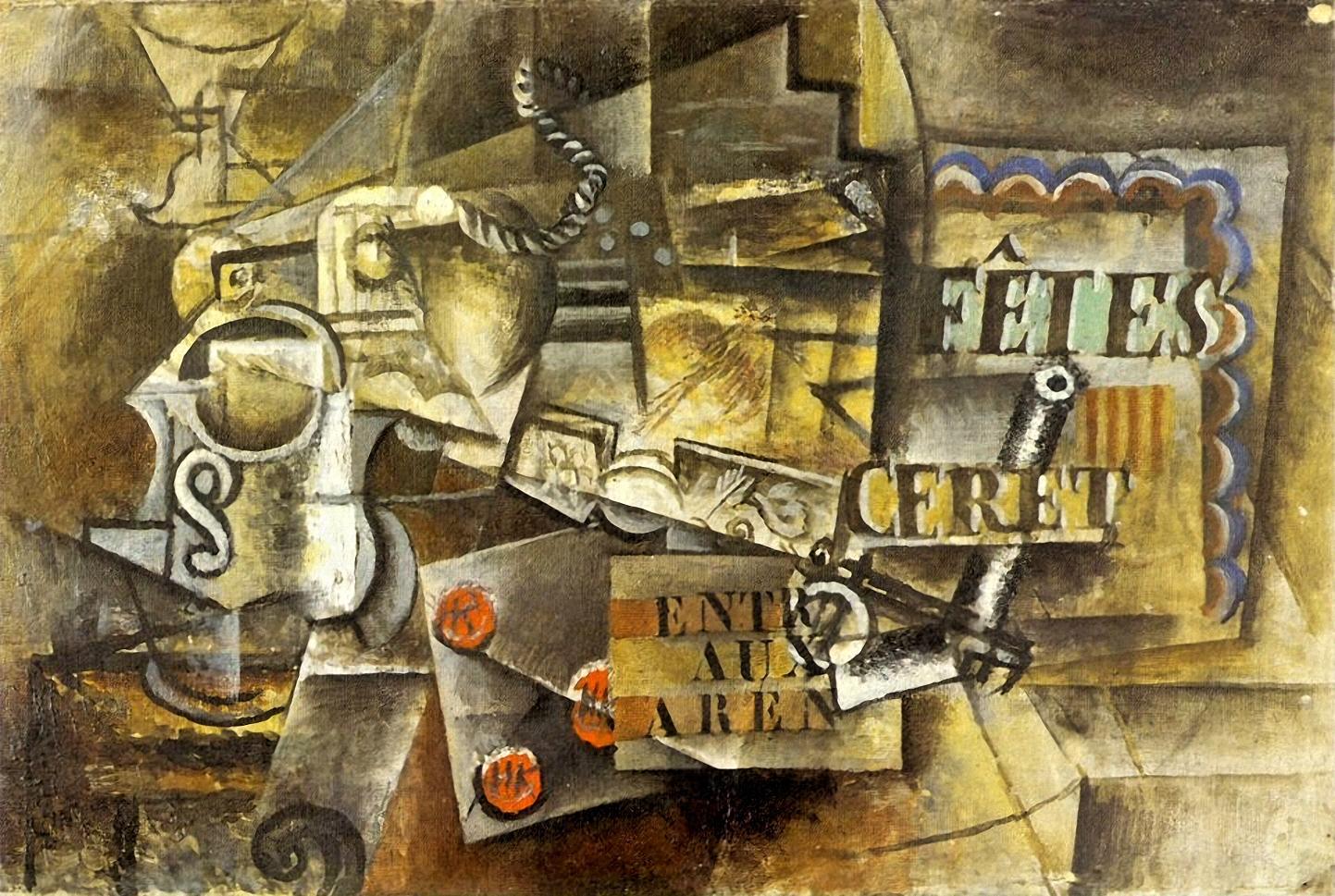Fêtes de Céret 1912, Pablo Picasso.