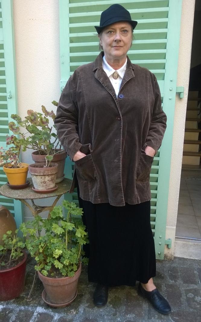 Our Gertrude Stein, Constance Bradburn. Photo: Courtesy Constance Bradburn.