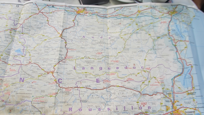Map of Languedoc-Rousillon by the Pyrenees. Photo Travellati Tours.jpg