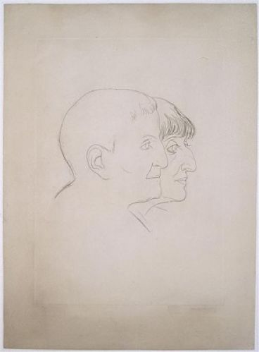 Gertrude Stein and Alice B. Toklas, Pablo Picasso.