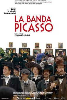 The Picasso Gang, (La Banda Picasso),  directed by Fernando Colomo.