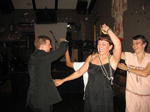 """Dances of Vice"" dance in New York City ca. 2006."