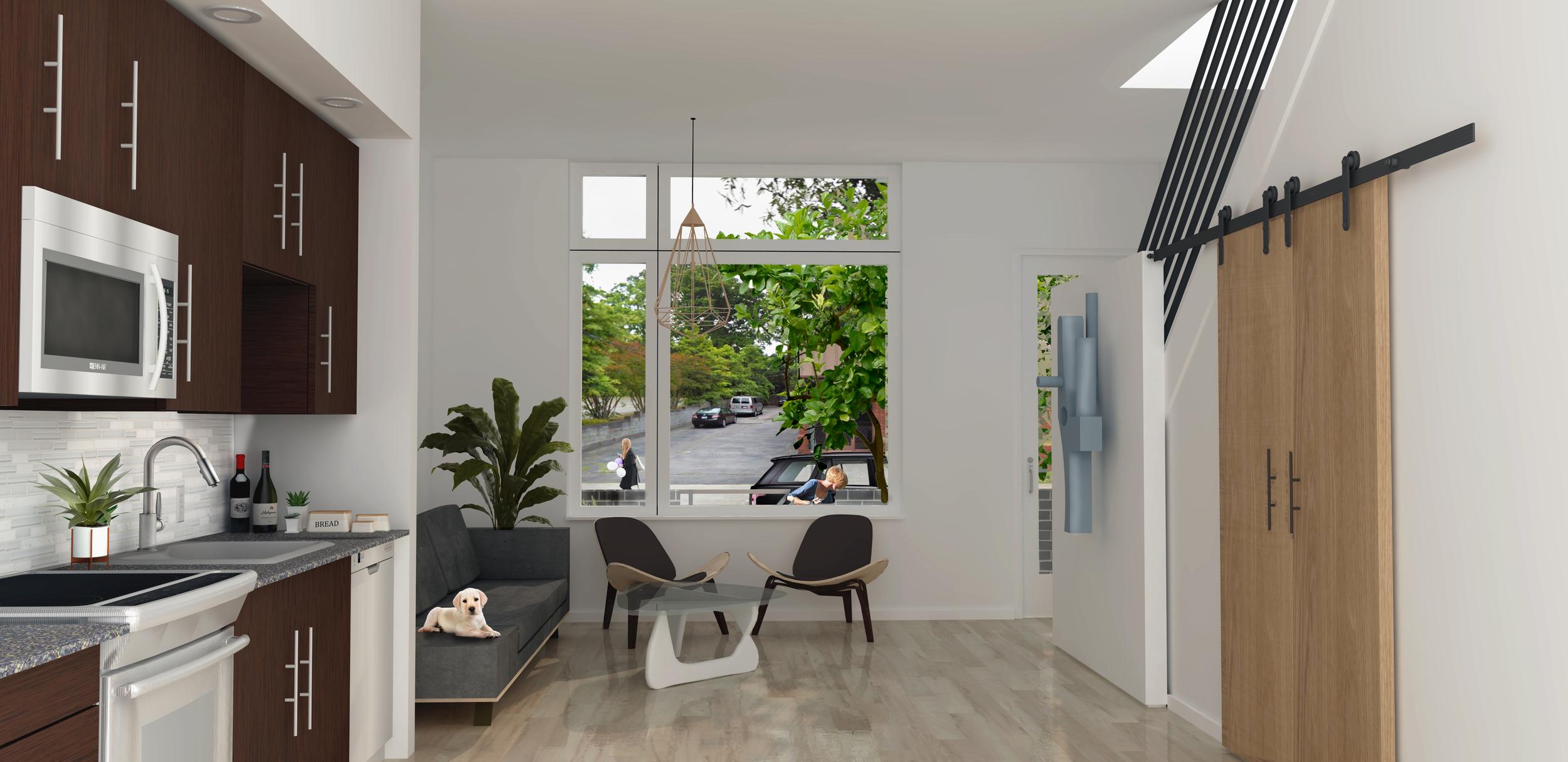 Mangum Flats Condo Interior 2