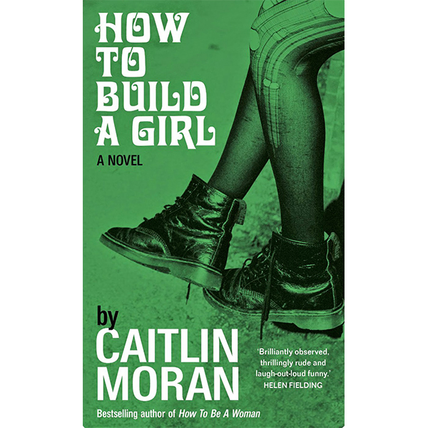 How to Build A Girl is set in London in the 90s and follows Johanna, who at the age of 16 lands a job as a writer at a music magazine.