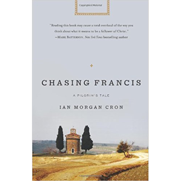 Chasing Francis is about a pastor who has a crisis of faith and goes to Italy to learn about the life of St. Francis of Assisi. This book changed my whole perspective on the western church.