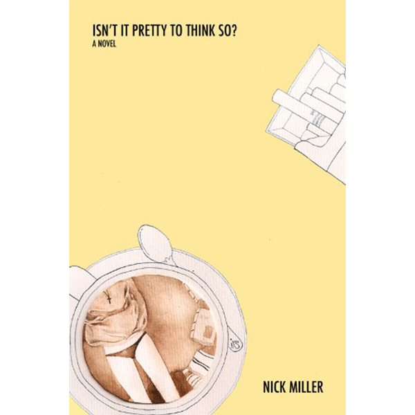 This book is in my top 5 fiction books. It portrays what it's like to be a twenty-something and lost. We all know what it's like to be searching for who we are, and Nick Miller captures that quest perfectly in this book.