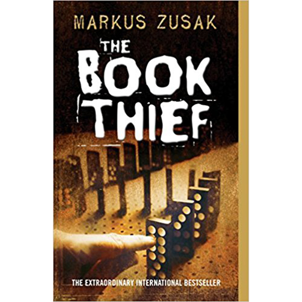 The Book Thief is one of my all time favorite YA books. Set during World War ll, the book is narrated by death. Death tells the story of a young girl named Leisel, who he names the book thief. It's beautiful and original.