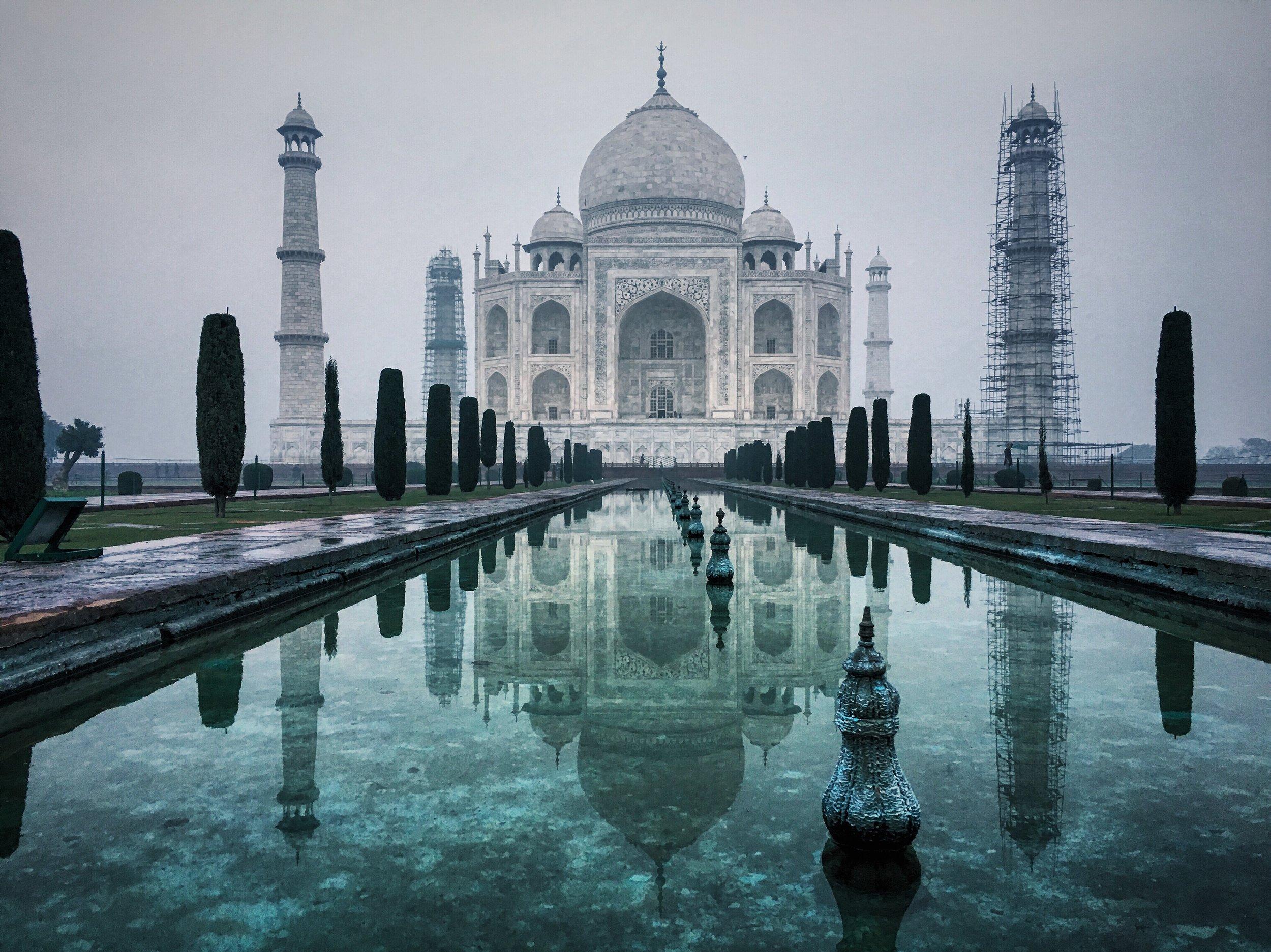 Taj Mahal - Shot on an iPhone