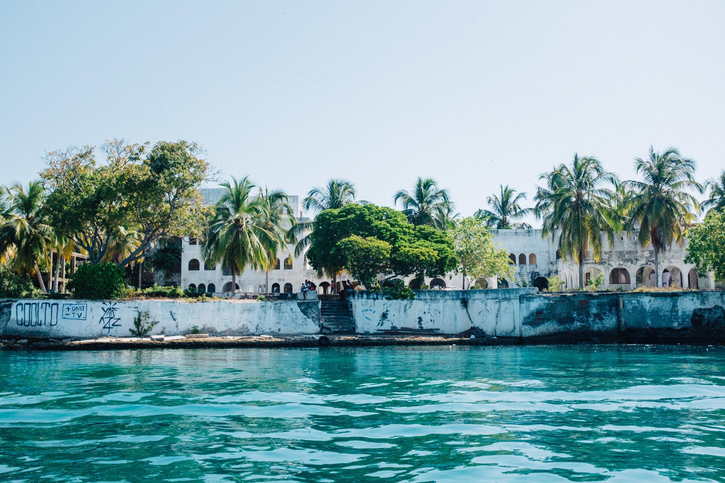 Pablo Escobar's Beach House