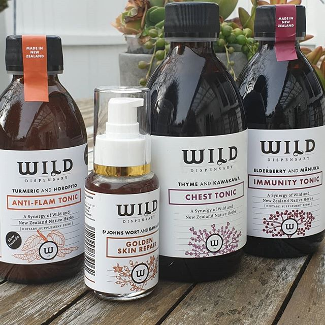 I love a great wellness business story. Being inspired to harvest local plants and botanicals from the treasure trove that is your local farm in the east coast of NZ's stunning South Island @dunedin is just perfect.  So meeting @wilddispensary today and buying up 🌱 B I G 🌱 at the busy but fab Green Expo here in Christchurch today with my absolute wish list, swoonworthy herbal potions +  tonics. So great to meet you Gerald and Ruth!! I love your products, your socials, your AMAZING font choice 😉 and your 'I wanna be there!' Dunedin herbal nights.  When are you going to come here! Let's keep in touch guys. 💜 So great to meet you.  Jo X  #likeattractslike #greatfont #retreatswithadifference #hostyourown #yogajobs #collaborate
