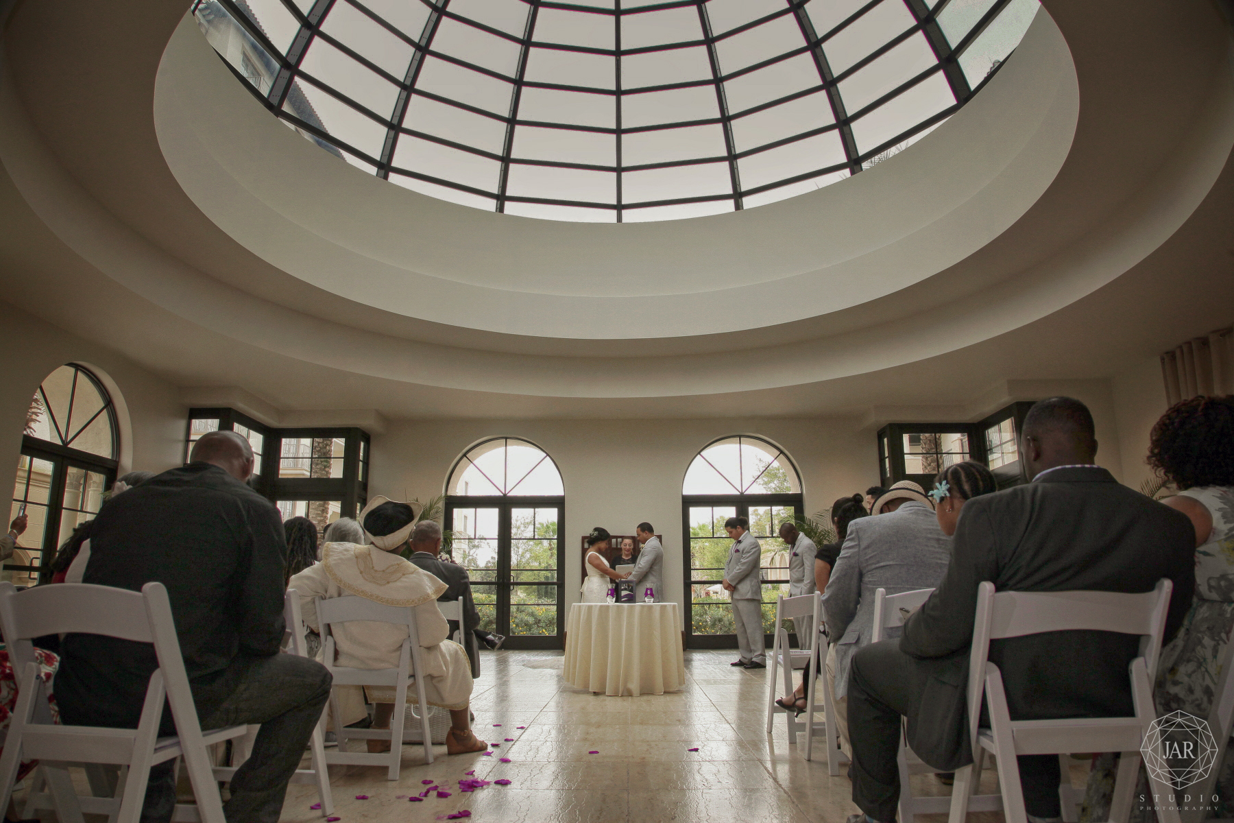 Rollins Alfond Inn Wedding Photographer
