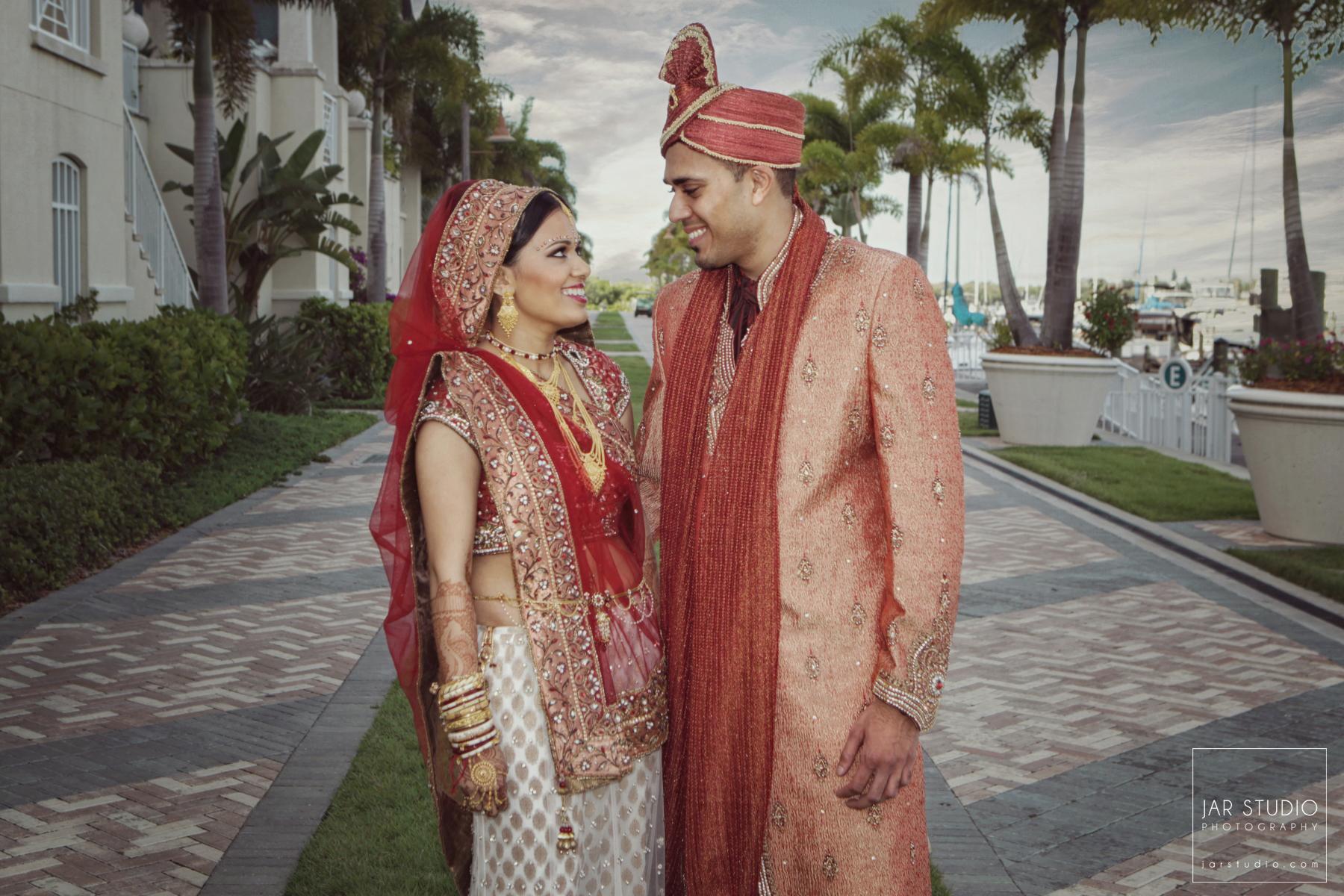 Orlando Luxury Indian Wedding Photographer