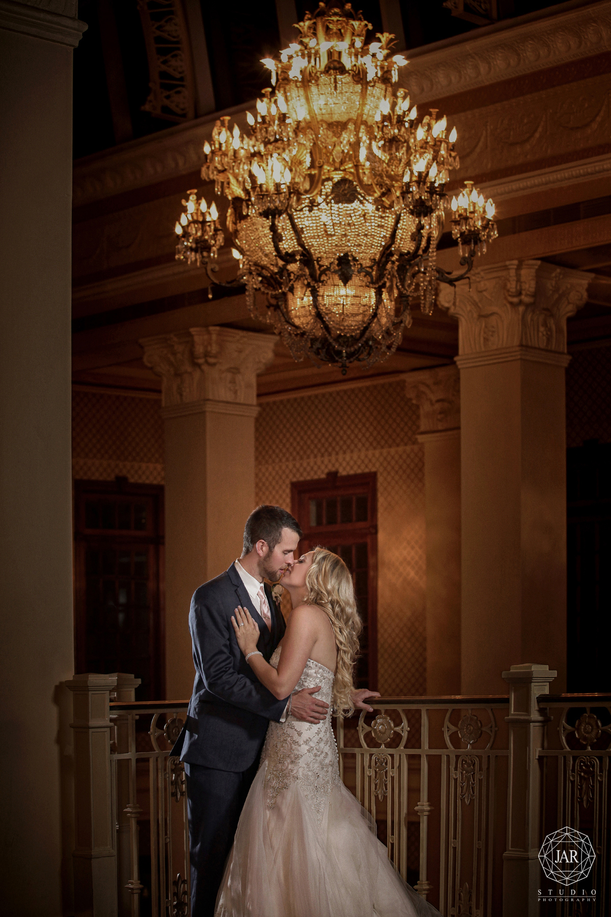 Ballroom At Church Street Wedding Photographer