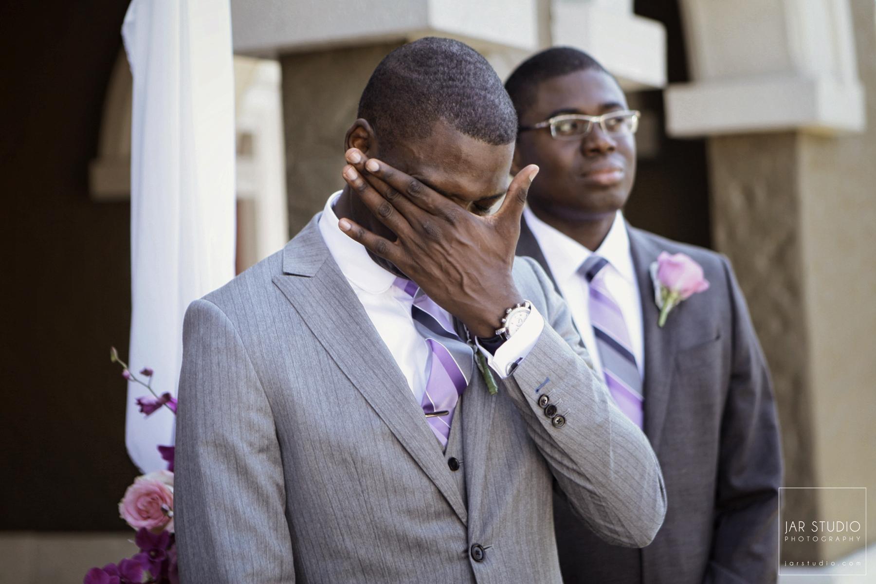 12-groom-emotional-moment-seeing-bride-nigerian-wedding-jarstudio-photography.JPG
