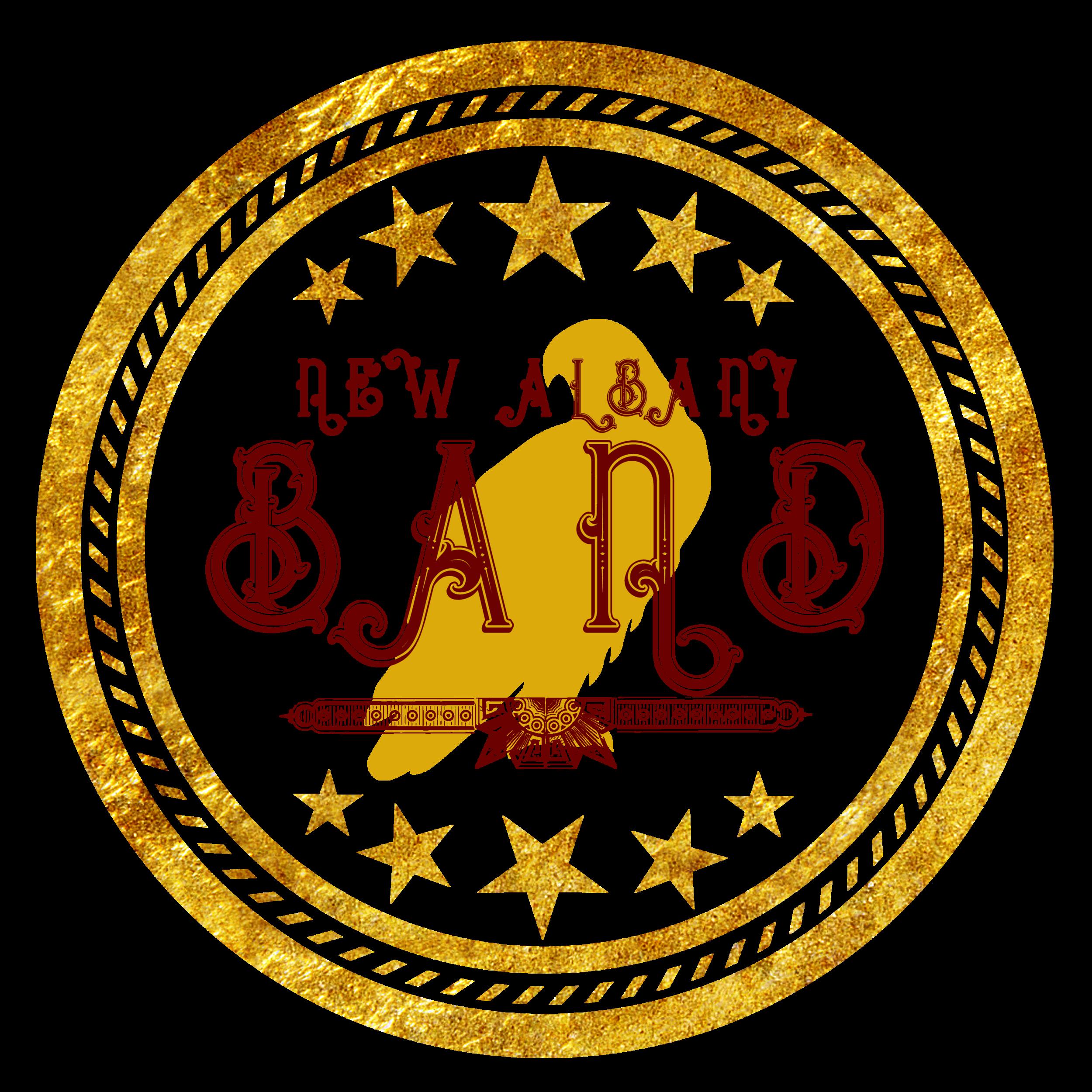 Original Logo, Photography, and Website @  NewAlbanyBand.com