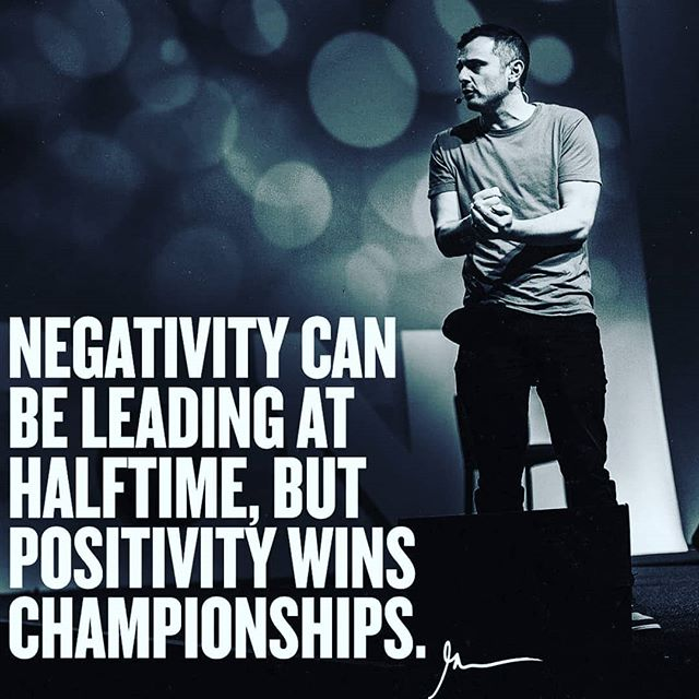 Gary Vee speaks the truth! #garyvee #garyveequotes #bekind #positivity #championships #winning #mattressfundraiser #cfscolumbus #cfs We've given back over $70k this year and are not stopping anytime soon! @garyvee