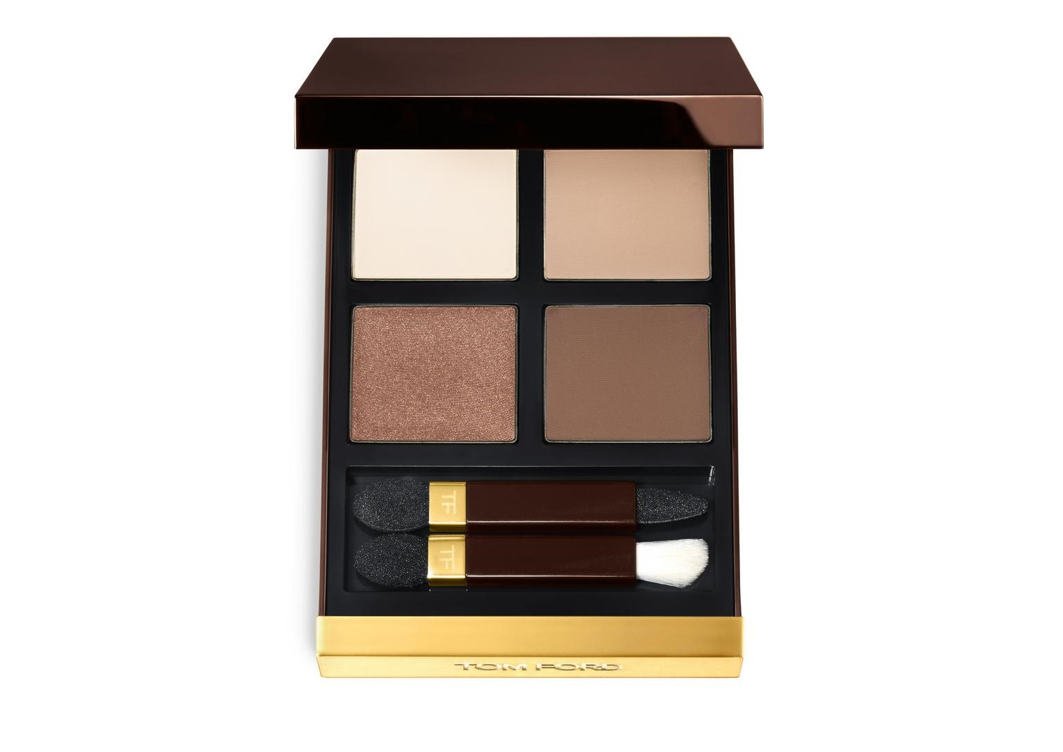 Tom Ford 's  Eye Quad  ($80) [Pictured in Cocoa Mirage]