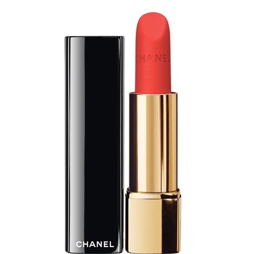 Chanel's  Rouge Allure Velvet Luminous Matte Lip Color in 43 La Favorite   ($37)